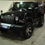 Jeep Wrangler JK 2- Door