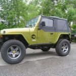 Jeep Wrangler TJ ( After )