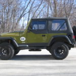 Jeep Wrangler TJ ( Before )
