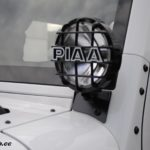 Jeep JK Windshield Lights