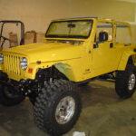 Jeep Wrangler LJ