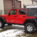 Jeep Wrangler JKU Rubicon